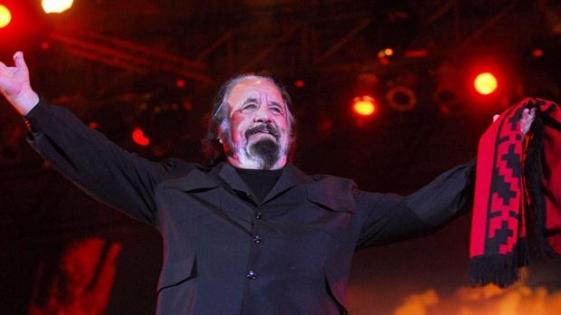 Murió el folklorista Horacio Guarany
