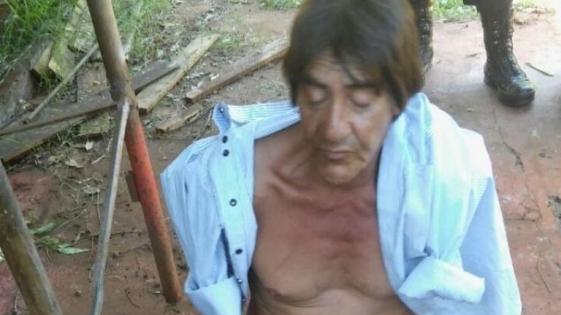 Preocupación porque sigue prófugo el potencial femicida Manuel Rivero