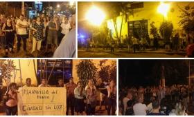 """""""Hay barrios que hace semanas que no tienen luz en Iguazú"""""""