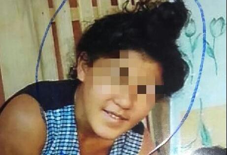 Apareció joven embarazada que era buscada por su familia