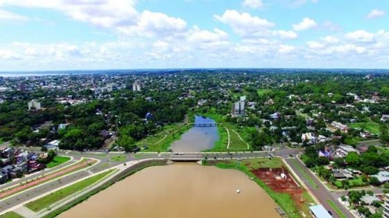 EBY invita a conocer la reserva urbana del arroyo Itá