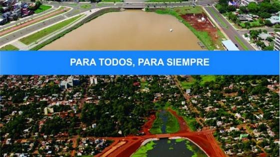 En vacaciones la EBY invita a conocer la reserva urbana del arroyo Itá