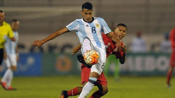 Sudamericano Sub-20: Argentina logró un agónico empate frente a Perú