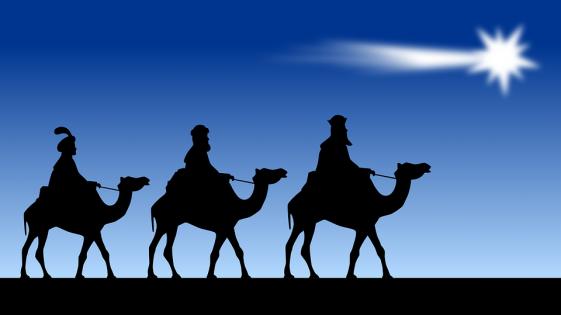Los Reyes Magos y un fuerte significado religioso