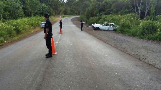 Andresito: madre e hija fallecieron en ruta 19