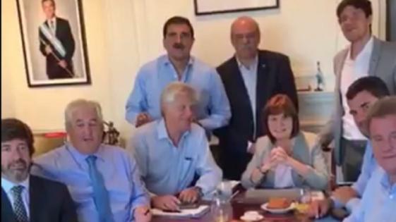 El insólito saludo de Patricia Bullrich a Macri por su cumpleaños