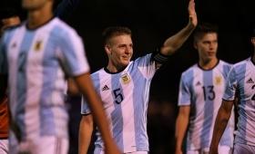 Sub 20: Argentina empató ante Brasil sobre la hora y aún vive
