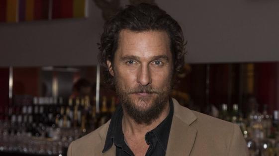 """Matthew McConaughey: """"Hollywood tiene que aceptar a Donald Trump"""""""