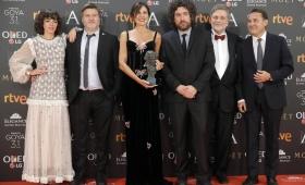 """""""El ciudadano ilustre"""" ganó el Goya a mejor película iberoamericana"""
