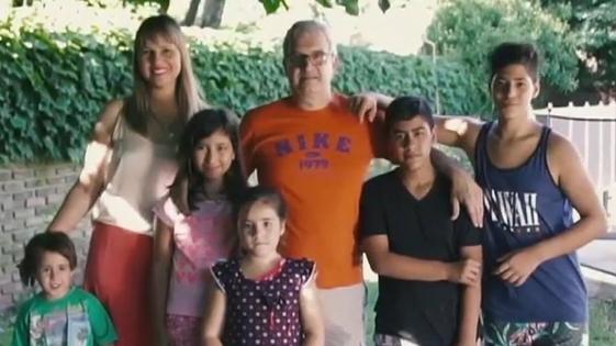 Vinieron a Misiones a adoptar un hijo y adoptaron cinco