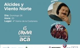 Este domingo se realizará un festival por el cierre de los carnavales