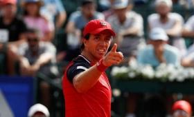 Berlocq no pudo con Nishikori y quedó eliminado en las semis del ATP de Buenos Aires