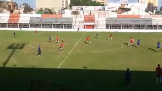 Guaraní venció 2 a 0 al Club Atlético Oberá