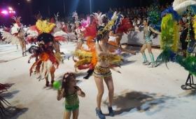 Comenzaron con éxito los carnavales en Posadas