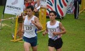 Obereño correrá en el Sudamericano de Cross Country en Chile