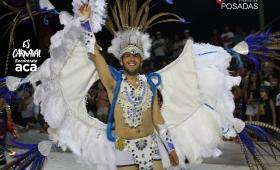 Daysi Samba Show es la comparsa ganadora de los carnavales posadeños 2017