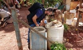 Acumulaban 200 toneladas de cacharros en Villa Lanús