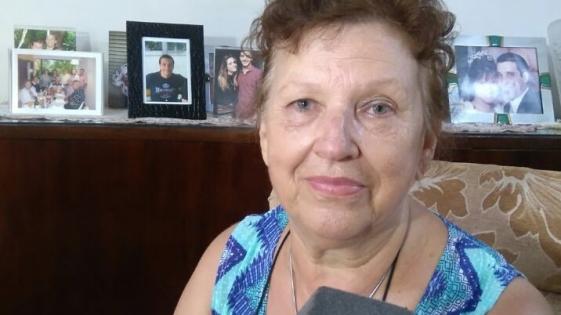 """No me cierra la detención de la gitana"", dijo la madre de Javier Pauluk"
