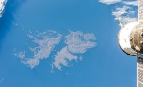 """Theresa May, a los habitantes de Malvinas: """"La soberanía no está en discusión"""""""