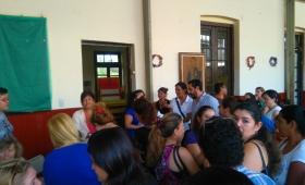 Conflicto: La Escuela Nº 5 se muda del Palomar a Barrio Itaembé Guazú