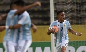 Argentina vence a Venezuela y se ilusiona con la clasificación al Mundial Sub-20