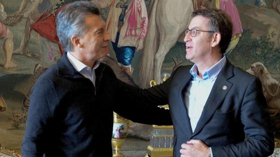 """Macri cerró su visita a España: """"Constatamos una apertura total de puertas"""""""
