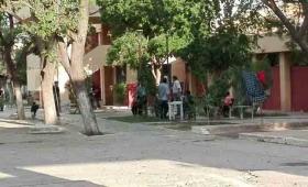 Sin apoyo K, Milani comparte la cárcel con 13 presos más