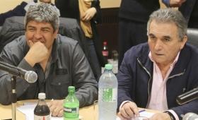 Pablo Moyano amenaza con irse de la CGT tras la movilización del 7 de Marzo