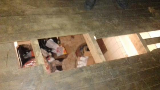 Boqueteros robaron 250 mil pesos en distribuidora de gaseosas
