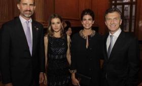 Macri será recibido con todos los honores por el Rey Felipe de España