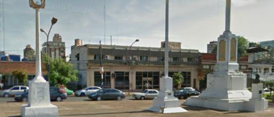 Significativo remate de un edificio público