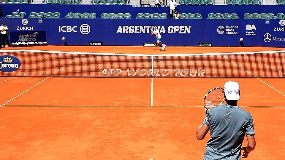 El ATP de Buenos Aires podría cambiar su superficie