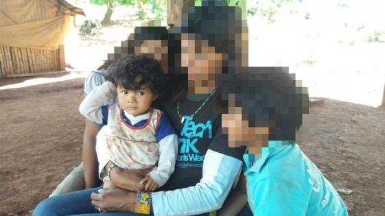 Falleció una niña de 2 años en la aldea Chafariz, que sigue sin agua potable