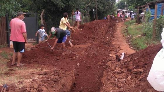 Tras 15 años de lucha, vecinos del Barrio Belén tendrán agua potable