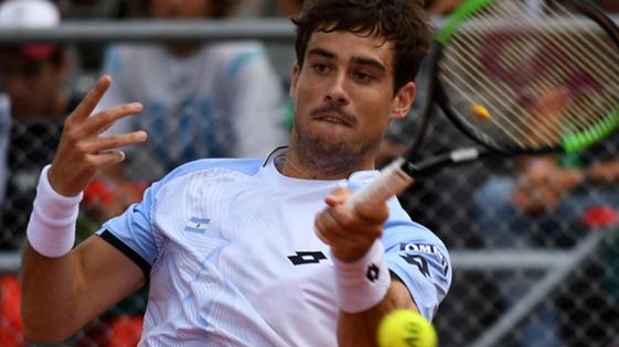 Copa Davis: Pella va por el pase a cuartos