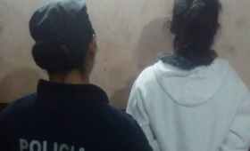 Detuvieron a una niñera por maltratar a dos menores