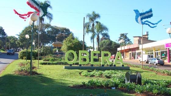 Nación financiará obras urbanas en Oberá y Candelaria