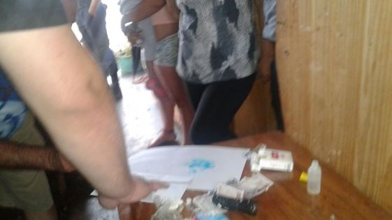 Narcomenudeo: incautan cocaína y marihuana en Candelaria