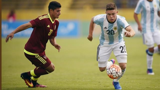 Argentina clasificó al Mundial Sub 20