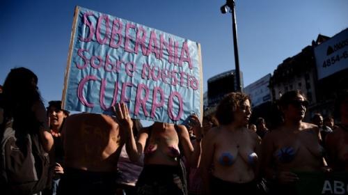 """""""Las mujeres tenemos derecho a circular como queramos y estar seguras"""""""