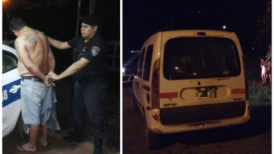 El robo en Costanera Oeste habría sido un intento de secuestro