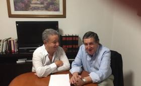Para Duhalde, Puerta es fundamental en la reconstrucción del Peronismo