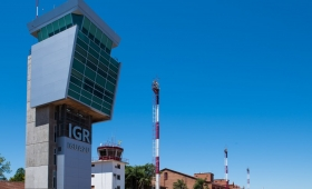 Invertirán $600 millones en el aeropuerto de Iguazú