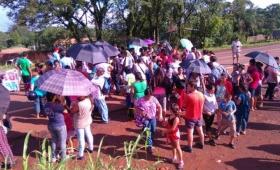 Docentes y trabajadores de otros sectores marcharán en Montecarlo