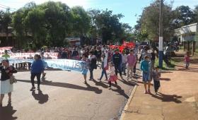 Maestros en huelga denuncian persecución del gobierno renovador