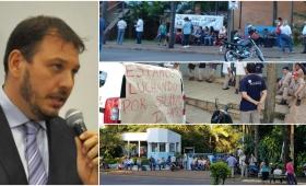 Respuesta del Municipio al Paro: sostienen el 15% y hablan de crisis