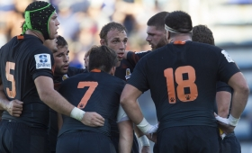 Histórico triunfo de Los Jaguares en Nueva Zelanda