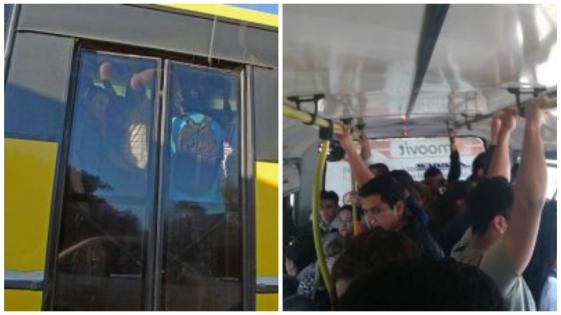 Intrascendente reunión por el transporte público