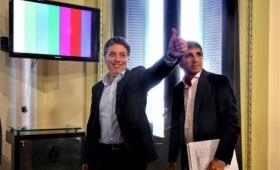 Macri recibió a Dujovne, tras su regreso de Washington