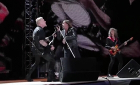 Video: Metallica e Iggy Pop juntos